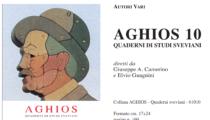 Aghios: Quaderni di studi sveviani