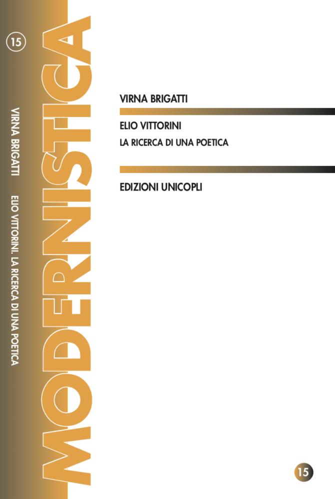 Elio Vittorini: la ricerca di una poetica