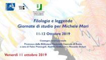 Filologia e leggenda Giornate di studio per Michele Mari