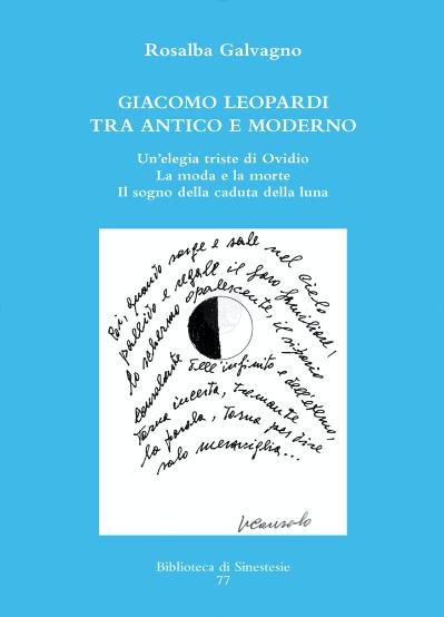 Giacomo Leopardi: tra antico e moderno