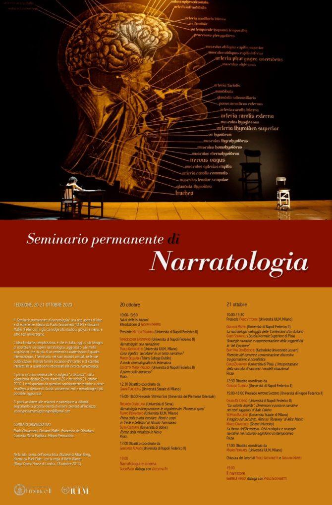 Seminario Permanente di Narratologia
