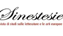 Presentazioni volumi della rivista Sinestesie