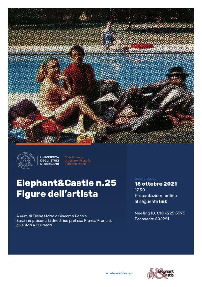 Presentazione rivista Elephant&Castle n. 25